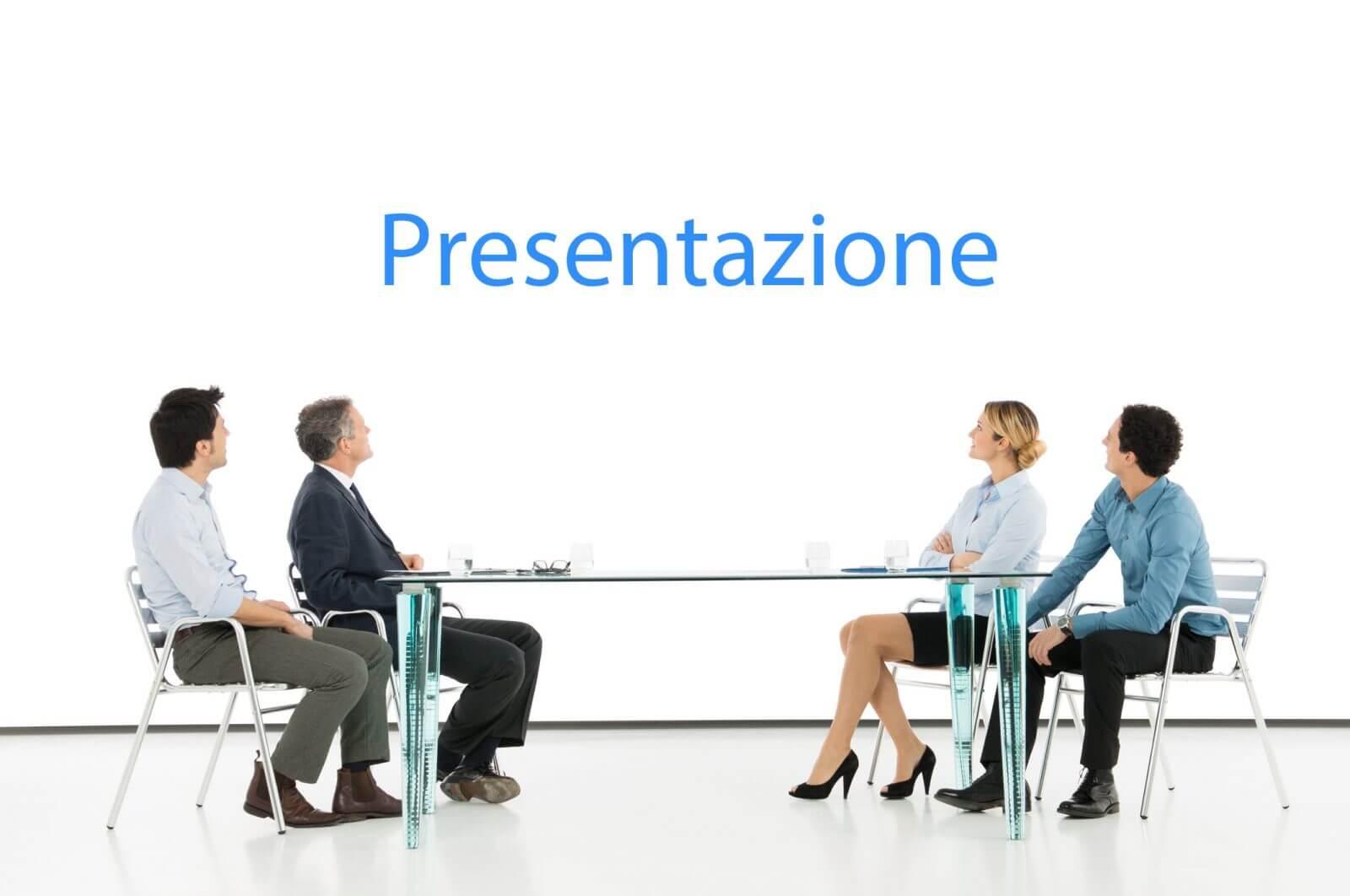 Presentazione SCM
